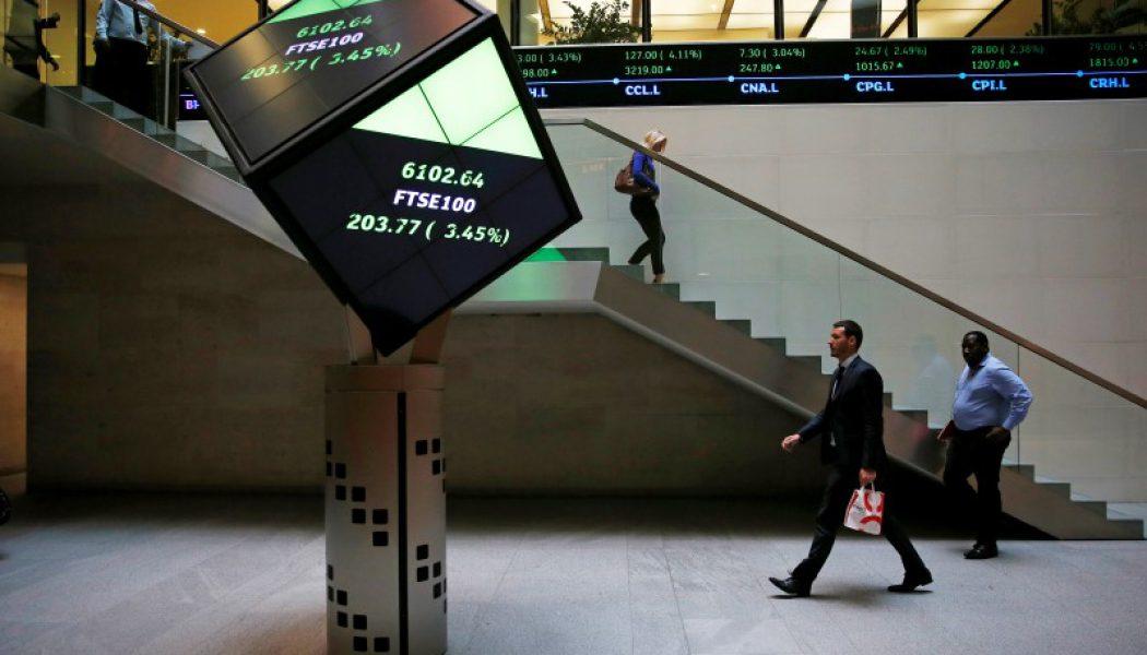 Birleşik Krallık piyasaları kapanışta düştü; Investing.com Birleşik Krallık 100 sabit kaldı