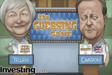 Hafatlık Karikatür: Fed toplantısı ile Brexit oylaması bekleniyor
