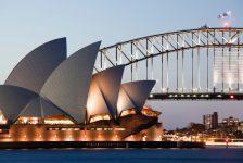 Avustralya'da gayri safi milli hasıla tahmin edilen rakam 0,8% gerçek rakam 1,1%