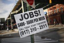 Kanada'da işsizlik oranı Beklenen: 6,6% gerçek rakam 6,5%