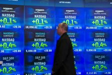 ABD piyasaları kapanışta karıştı; Dow Jones Industrial Average 0,13% değer kaybetti