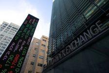 İsrail piyasaları kapanışta düştü; TA 35 0,06% değer kaybetti