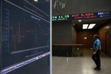 Yunanistan piyasaları kapanışta düştü; Athens General Composite 0,72% değer kaybetti