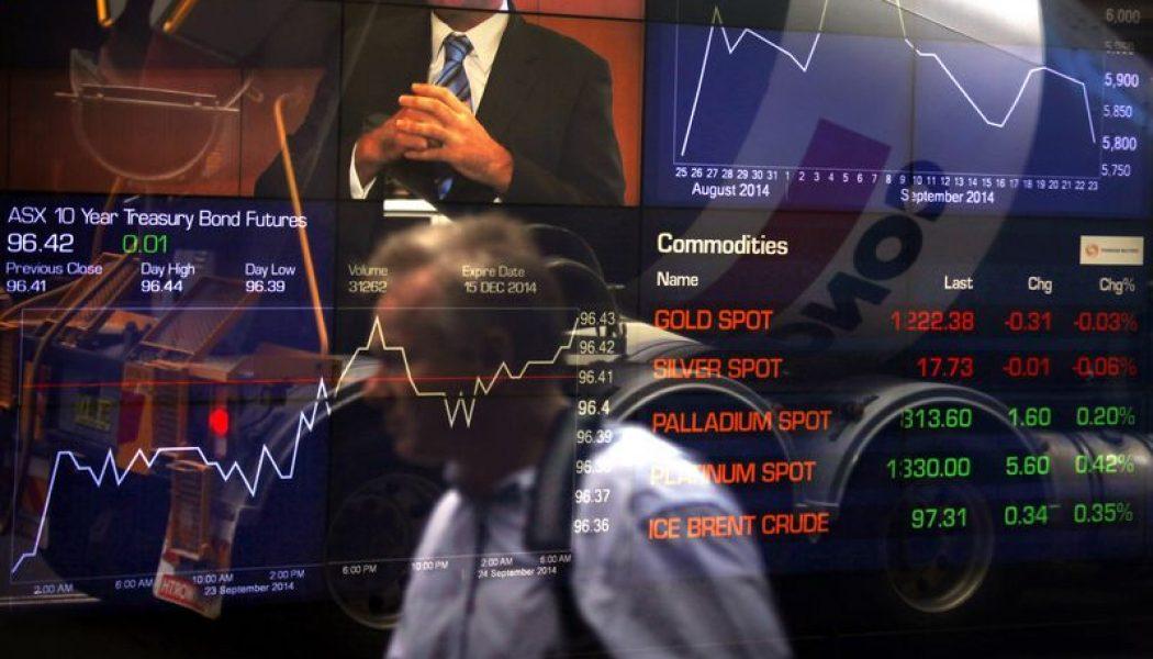 Avustralya piyasaları kapanışta düştü; S&P/ASX 200 0,72% değer kaybetti