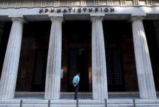 Yunanistan piyasaları kapanışta düştü; Athens General Composite 1,04% değer kaybetti