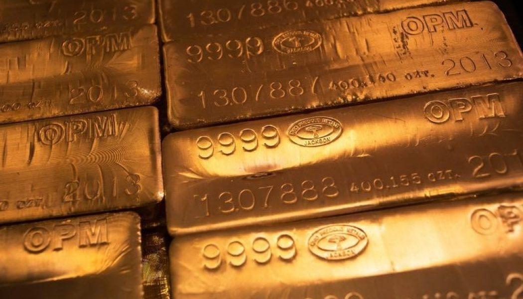 Altın Vadeli İşlemleri ABD oturumu boyunca yükselişte