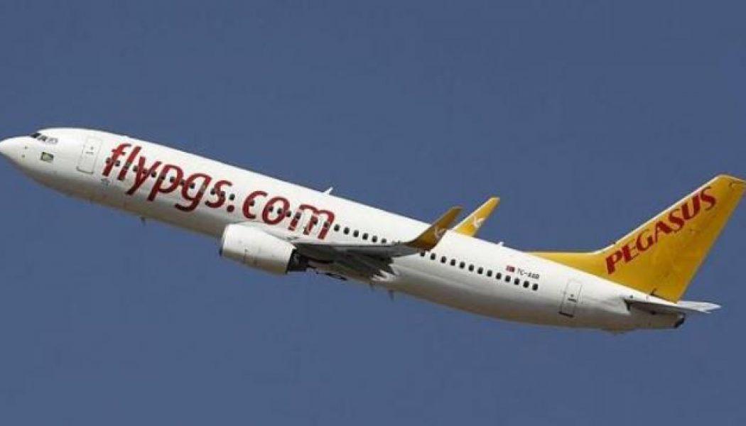 Pegasus, Çorlu-Ankara Uçuşlarına Başlıyor