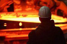 ABD'nin Çelik Üretimi Arttı