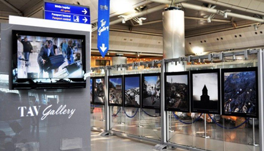 TAV Havalimanları 2017'nin İlk Yarısında 51 Milyon Yolcuya Hizmet Verdi