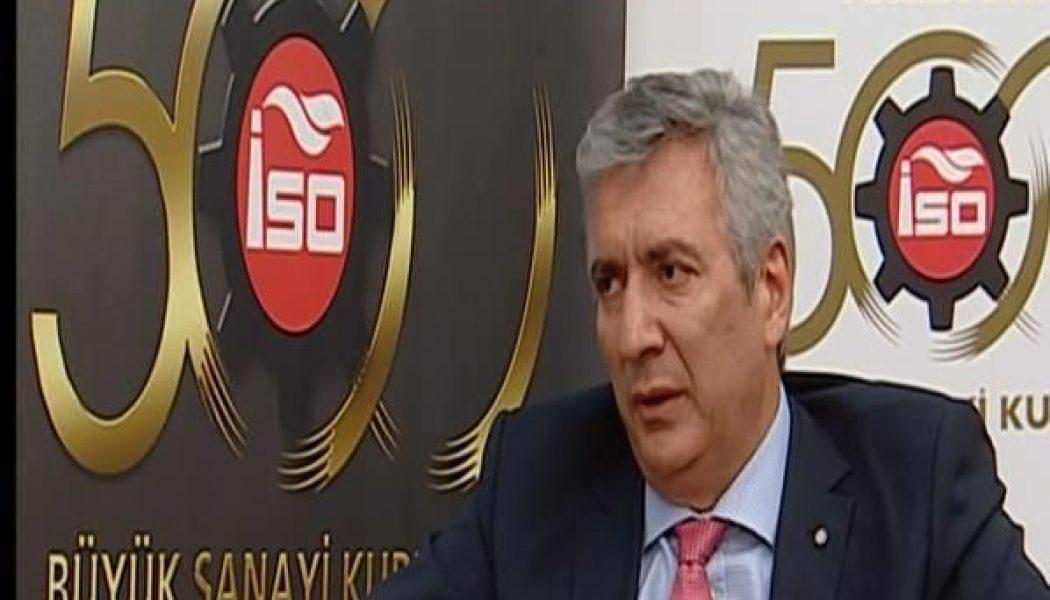 Bera Holding Grup Şirketlerinin İSO Sanayi Şirket Sıralamasını Açıkladı