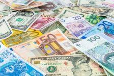 YENİLEME 1-BONO&FX-Dolar/TL beklentilerden zayıf ABD verilerinin ardından iki haftanın en düşüğünde