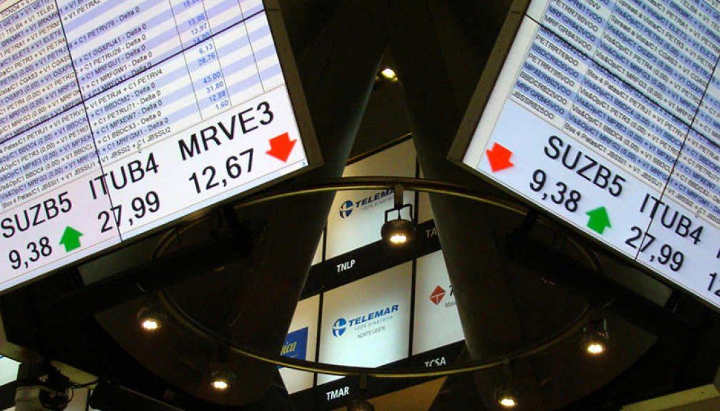 Brezilya piyasaları kapanışta düştü; Bovespa 0,90% değer kaybetti