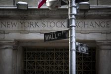 ABD piyasaları kapanışta düştü; Dow Jones Industrial Average 0,40% değer kaybetti