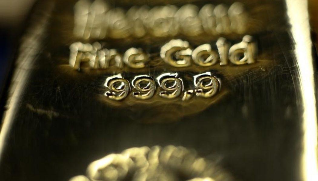 Altın fiyatları 10 ayın en yüksek seviyesinde seyrediyor