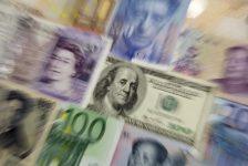 YENİLEME 1-BONO&FX-Dolar/TL 3.50'nin altına gerileyerek yaklaşık iki ayın en düşük seviyesini gördü