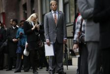 ABD'de işsizlik haklarından yararlanma başvuruları 12 bin düştü