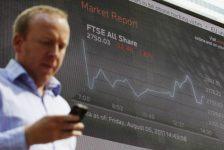 Birleşik Krallık piyasaları kapanışta düştü; Investing.com Birleşik Krallık 100 0,12% değer kaybetti