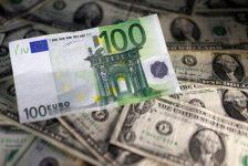 Döviz – PMI verilerinden sonra Dolar düştü, Euro yükseldi