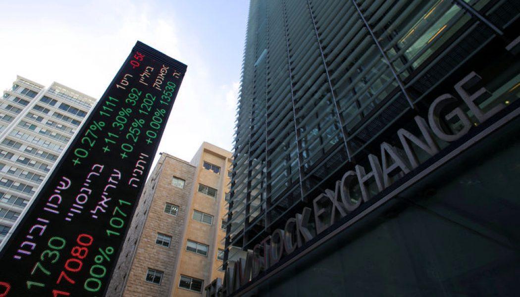 İsrail piyasaları kapanışta yükseldi; TA 35 0,75% değer kazandı