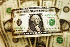 Dolar, 15 ayın en düşüğünde