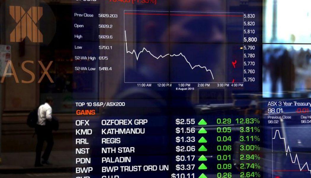 Avustralya piyasaları kapanışta düştü; S&P/ASX 200 0,10% değer kaybetti