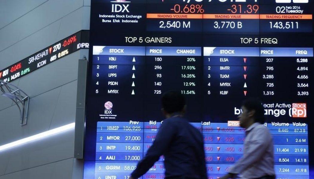 Endonezya piyasaları kapanışta yükseldi; IDX Composite 0,36% değer kazandı