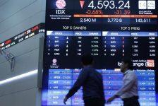 Endonezya piyasaları kapanışta düştü; IDX Composite 0,26% değer kaybetti