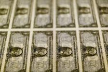 Forex – Dolar endeksi 1 haftanın en düşük seviyesine geriledi