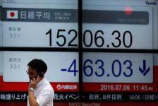 Japonya piyasaları kapanışta düştü; Nikkei 225 0,05% değer kaybetti