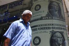 Forex – Amerikan doları 14 ayın en düşük seviyesine yakın