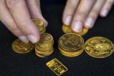 Artan riskler altın fiyatlarını yükseltti