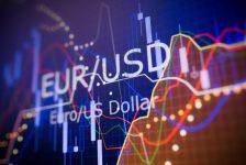 Euro düşerken Dolar yükselişte