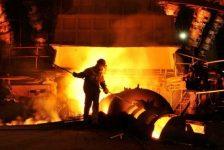Ocak-Temmuz Döneminde Türkiye'nin Ham Çelik Üretimi Arttı