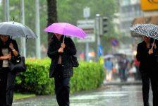 İstanbul'u Yarında Kuvvetli Sağanak Yağış Bekleniyor