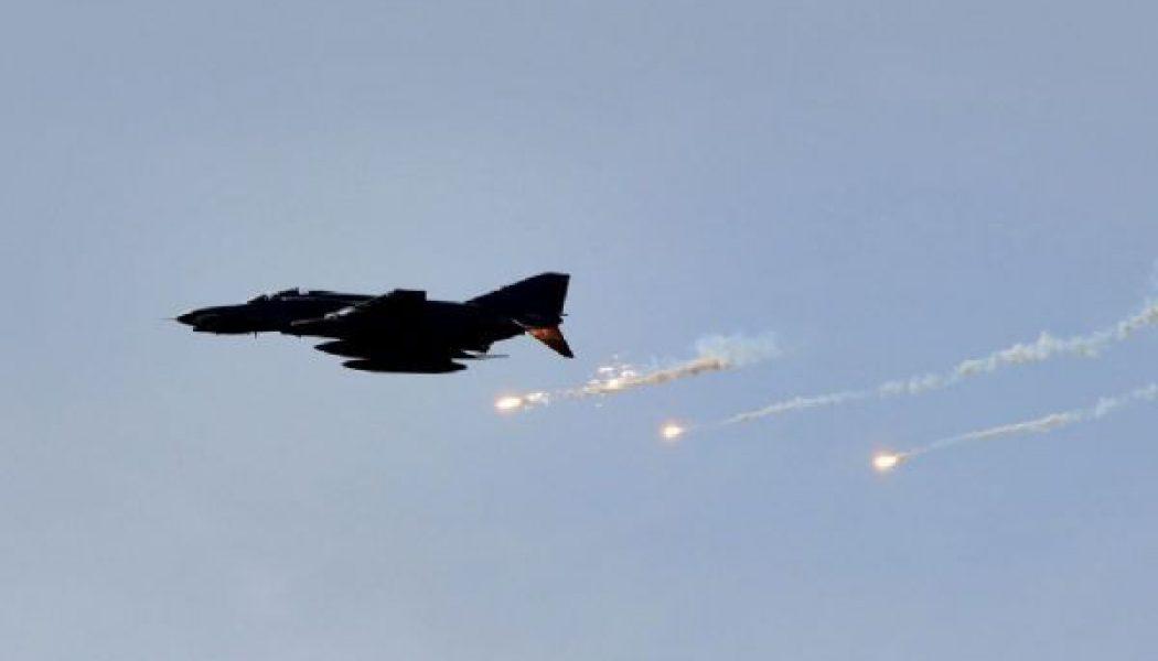 Irak Ordusu, Telafer'e Havadan Bombardıman Başlattı