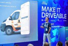 Ford Sync AppLink Paris Hackathon'a Geri Sayım Başladı