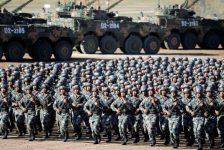 Çin Savunma Bakanlığı: Yüksek Seviyede Alarmdayız