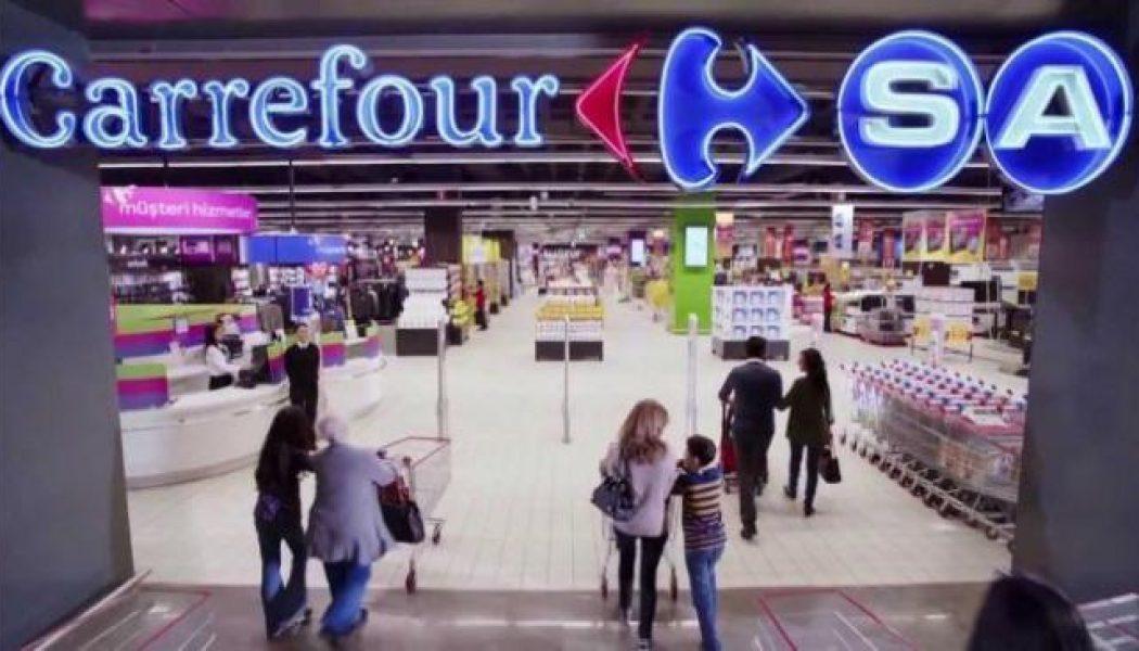 CarrefourSA, Restoranlarını Yenileme Devam Ediyor