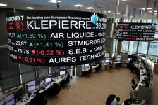 Fransa piyasaları kapanışta düştü; CAC 40 0,38% değer kaybetti