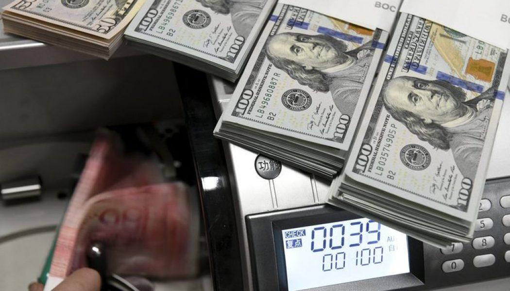 Forex – Dolar düşüyor, orana bakış açısındaki endişeler devam ediyor