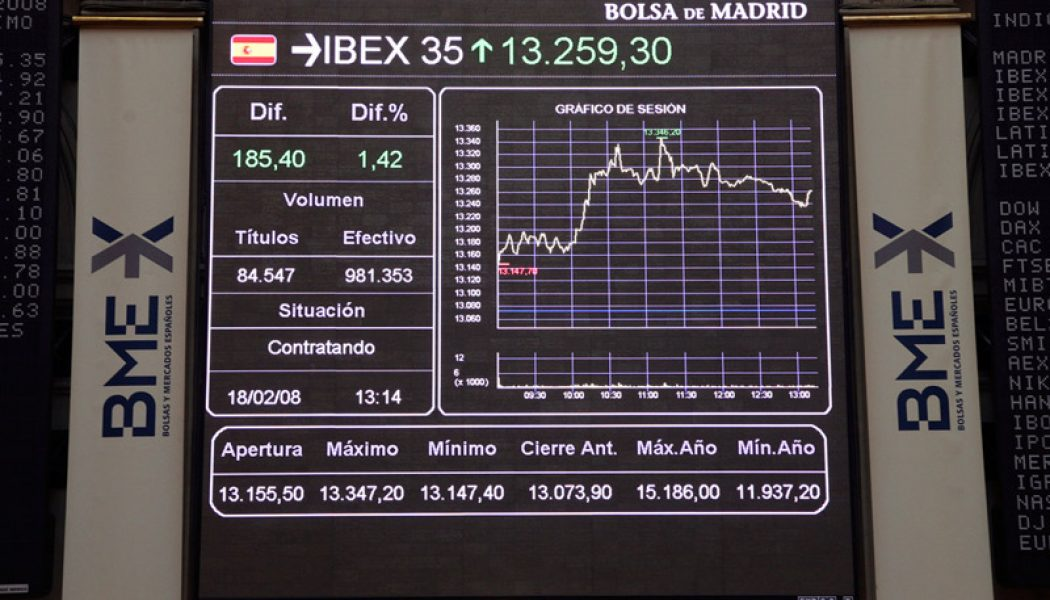 İspanya piyasaları kapanışta düştü; IBEX 35 0,80% değer kaybetti