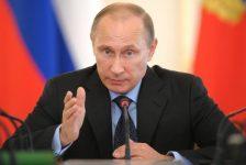 Putin, Kuzey Kore'ye Yaptırımlar Konusunda Uyarıda Bulundu